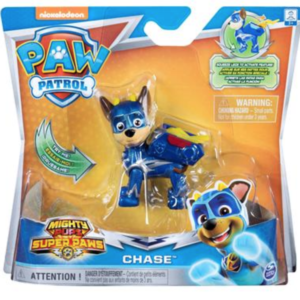 PAW Patrol Mighty Pups Chase Action