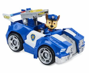 Paw Patrol the movie Chase
